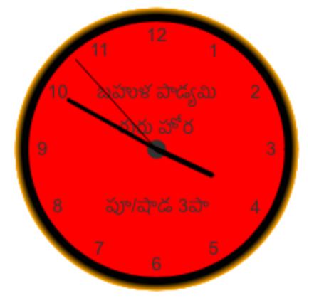 Sri Iswaryambika Jyotisha Darshini - Free 100 Years Telugu